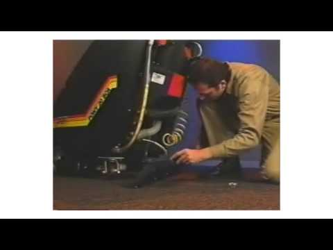 Carpet extractor NSS