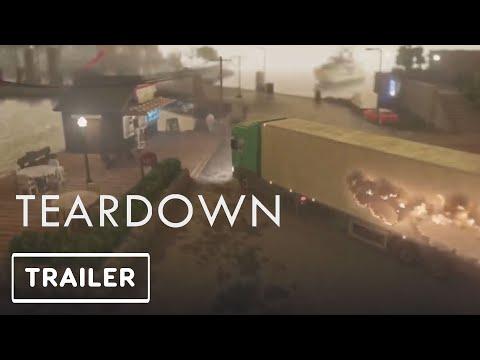 Teardown - Gameplay Trailer | gamescom 2020