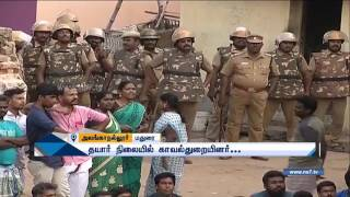 Youth arrested for supporting Jallikattu at Alanganallur | News7 Tamil