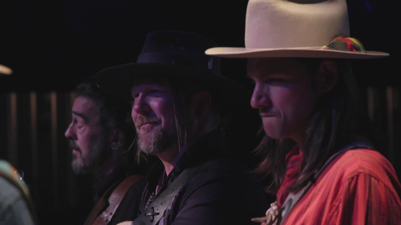 Video: The Allman Betts Band - Down To The River World Tour