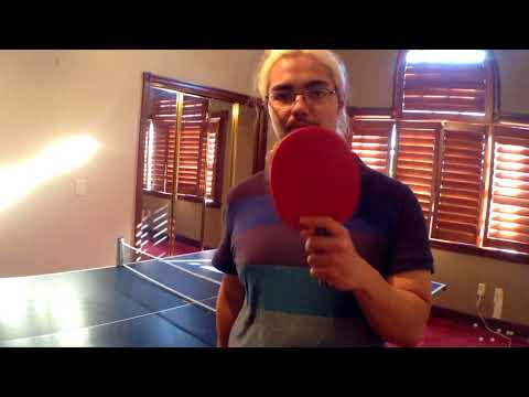 How to Clean Table Tennis Paddle during a Match