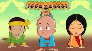 Mighty Raju - Aryanagar Navratri Mahotsav | Navratri Special Video | Cartoons for Kids
