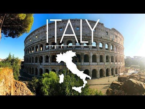 Italy Travel Video   Venice, Rome, Amalfi Coast, Capri & Tuscany