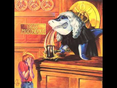 M.O.D. - Gross Misconduct [Full Album] 1989