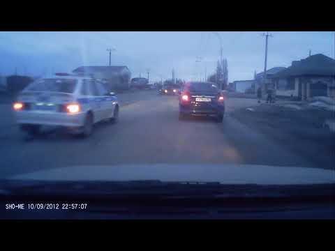 ДТП в Волгодонске на 2-ой Бетонной
