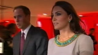 Kate Middleton Baby: Duchess of Cambridge in Labor, Prince William By Her Side
