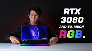 RTX 3080 + Lots of RGB = The MSI GE66 Raider