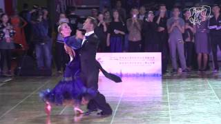Gozzoli - Daniute, LTU | 2014 PD World Standard R2 T | DanceSport Total