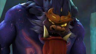 Приключения Мастера Кунг-Фу   21 серия   Мультики детям