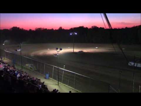 Butler Motor Speedway UMP Modified Heat #3 7/29/17
