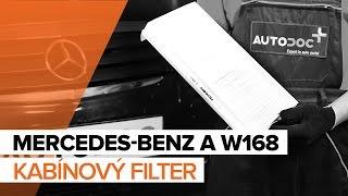 Video návody pre začiatočníkov pre najbežnejšie opravy modelu Mercedes Trieda A W176