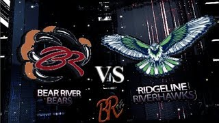 Bear River Bears vs Ridgeline Riverhawks