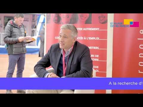 Interview Jerôme Plagnal - R.A.S Intérim