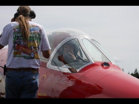 North American Eagle - 2013 Engine Test #3