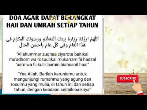 Ingin Cepat NAIK HAJI⁉ Kerjakan AMALAN RAHASIA ini... Ustadz Adi Hidayat LC MA.