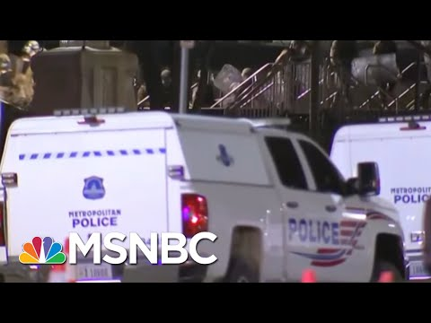 Reid: If This Was A BLM Protest, 'There Would Already Be People Shackled, Arrested Or Dead'   MSNBC