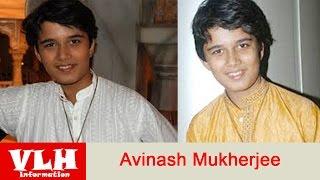 Wajah Asli Pemeran Jagdish atau Avinash Mukherjee di Serial ANANDHI di ANTV