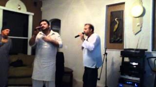 Amma Fizza recited by Murtaza Gulamhusein and Shahid Baltistani