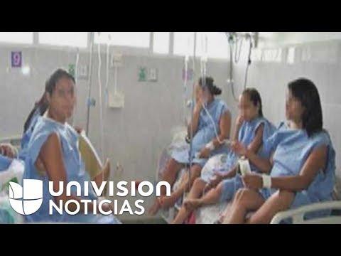 Denuncian con fotos la crisis sanitaria que se vive en Venezuela