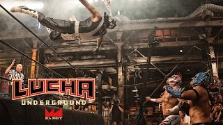 Lucha Underground:  Meet the Warriors