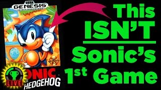 The Sonic Game You NEVER Knew Existed (Feat. Guru Larry)