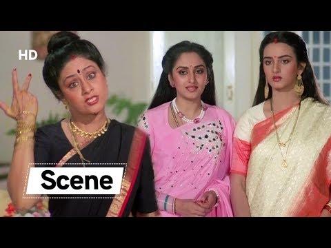 Mother-in-law & Daughter-in-law Fight | Ghar Ghar Ki Kahani | Jaya Prada | Govinda | Aruna Irani
