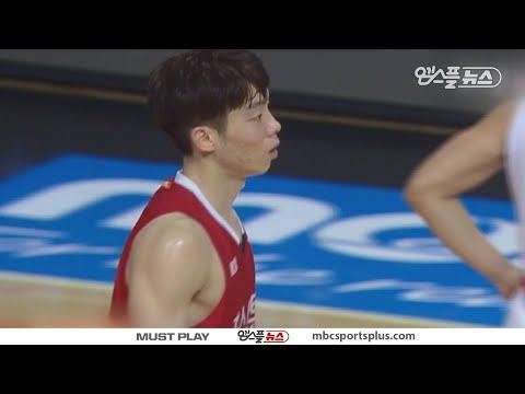 【HIGHLIGHTS】 Lee Jaedo H/L | KGC vs Phoebus | 20180321 | 2017-18 KBL