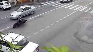 Аварии Апрель 2018.