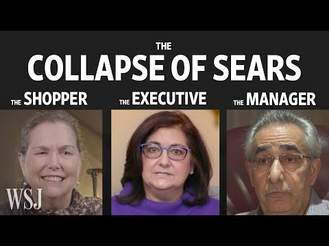 The Downfall of Sears, Told From the Inside