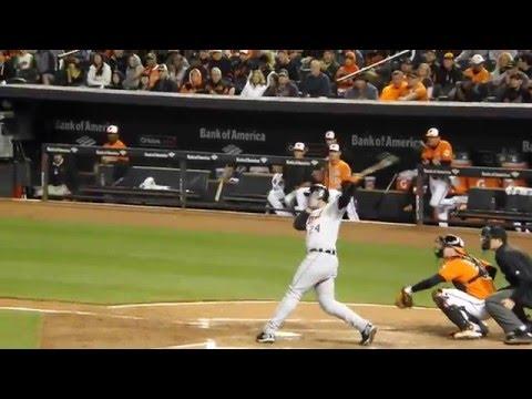 Detroit Tigers - Miguel Cabrera Home Run 05/14/2016
