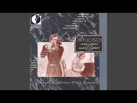 Etudes-caprices, Op. 18: No. 4. Caprice In A Minor (arr. F. Kreisler)