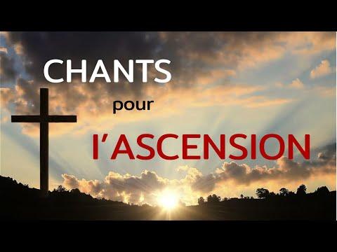 Chants d'église chrétiens pour l'Ascension, Chants de Pentecôte et de la Toussaint
