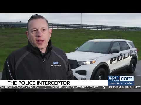 The New Ford Ford Explorer Police Interceptor
