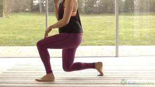 Post-baby workout: strengthen your core and pelvic floor