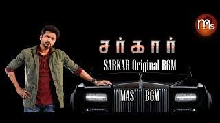 Sarkar Original BGM 1080p   Vijay   ARR   A R Murugadoss   Free Ringtone Download👇   Mas BGM