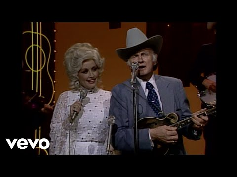 Dolly Parton, Bill Monroe - Mule Skinner (Live)
