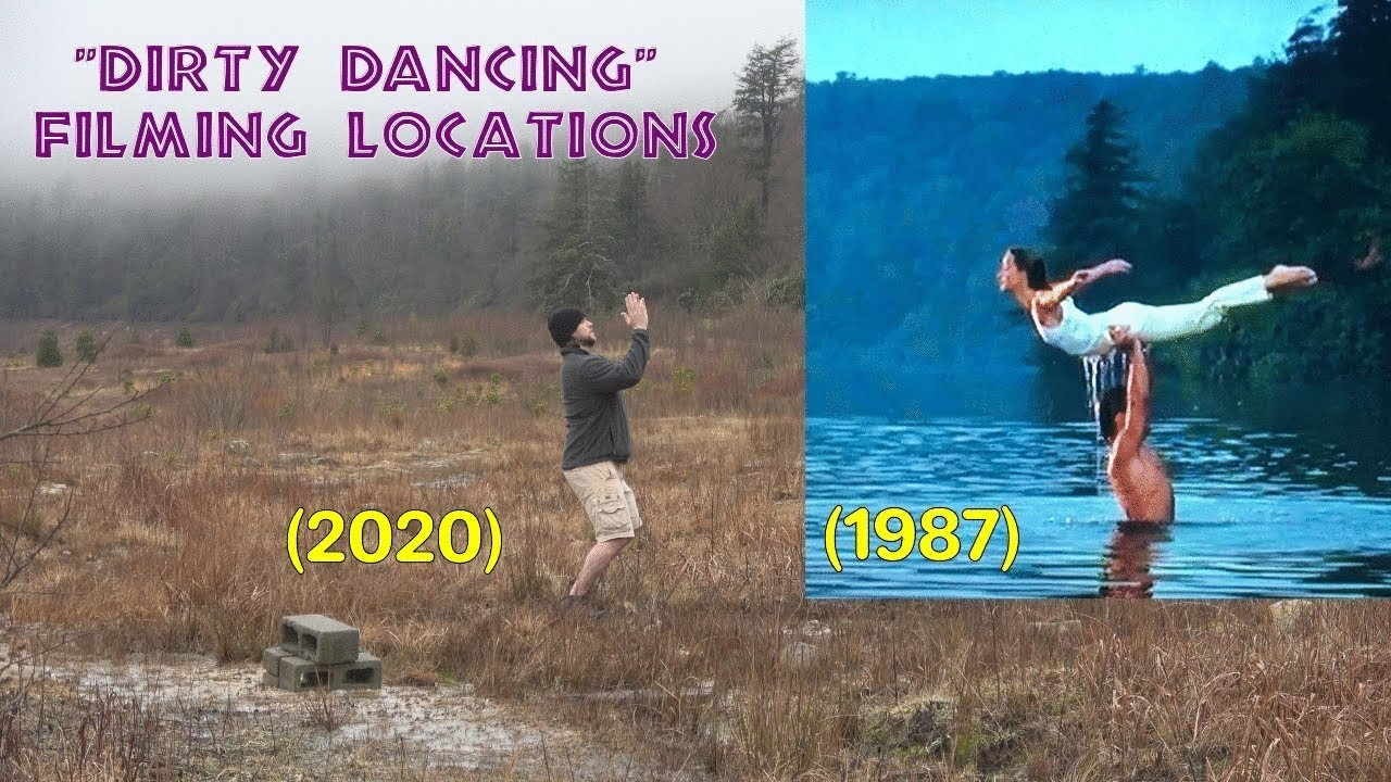 """""""in 2008, mountain lake, made famous by the 1987 film dirty dancing, dried up and remained that way for over a decade,"""" Dirty Dancing Filming Locations 33 Years Later The Lake Is Gone L A Beast Youtube"""