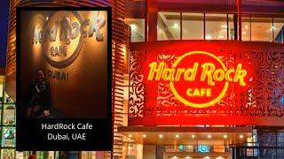 HARD ROCK CAFE | Dubai, UAE |