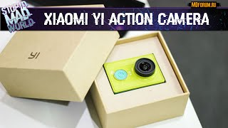 Обзор экшн-камеры Xiaomi Yi Action Camera Ambarella A7Ls Wi-Fi