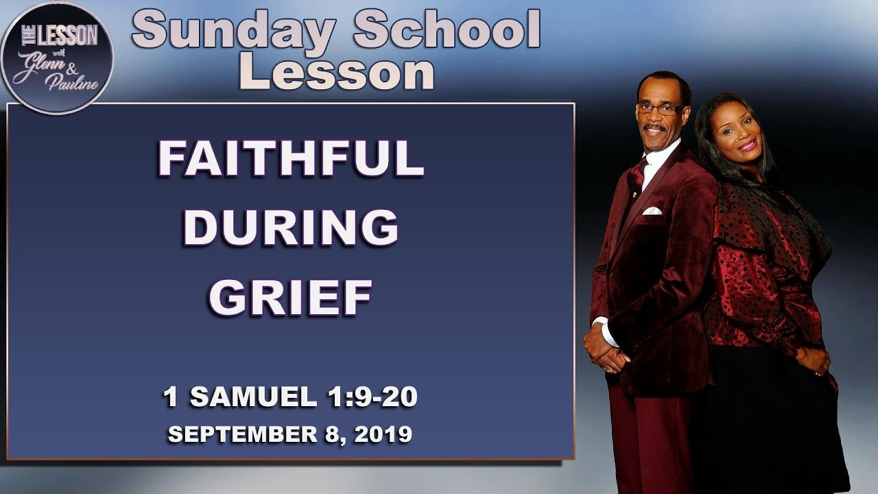 The Lesson Sunday School | September 8, 2019