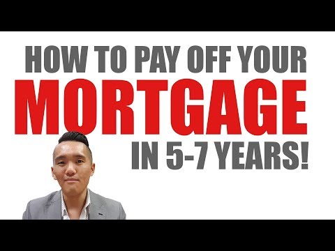 How to Pay Off your Mortgage in 5-7 Years (Real Estate Inves