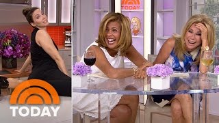 Whitney Cummings Crashes KLG and Hoda | TODAY