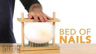 Bed of Nails - Sick Science! #192