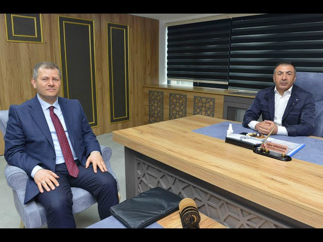 Pamukkale TV-İşkur İl Müdürü, DTO üyeleriyle buluştu 26.03.2020