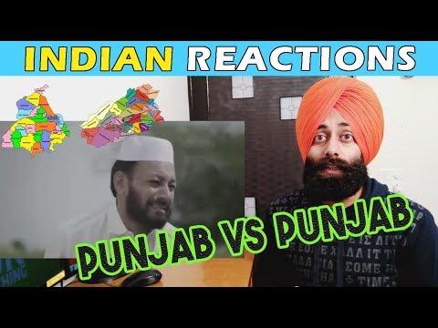 Punjab vs Punjab - Amritsar Love Lahore | Pakistani Song Reaction #185
