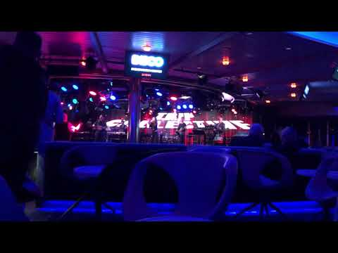 Cruise Stockholm to Helsinki | Night Party | Sweden