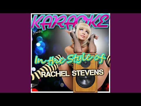 So Good (In the Style of Rachel Stevens) (Karaoke Version)