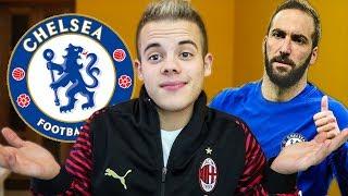 HIGUAIN AL CHELSEA: Chi è quello che non capisce niente di calcio? | CALCIOMERCATO MILAN