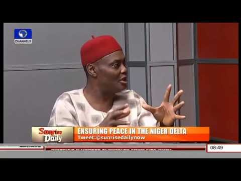 Niger Delta Region Is Largely Seen As A Bazaar - Legal Practitioner Pt 3