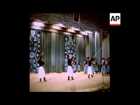 SYND 26/07/73 OPENING OF INTERNATIONAL FAIR IN DAMASCUS